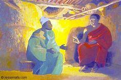 Nicodemus  mafa art -