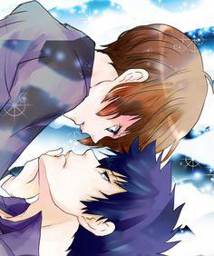Psycho-Pass | Tsunemori Akane and Kougami Shinya