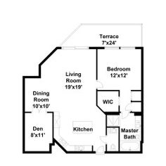 Penthouses In Chicago Floor Plans Trump Tower Condos