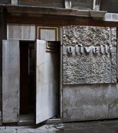 Olivetti Showroom - Carlo Scarpa - Venice - 1958