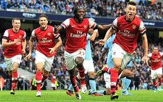 Laurent Koscielny - Manchester City 1 Arsenal 1: match report