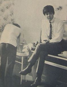 Paul McCartney 1963