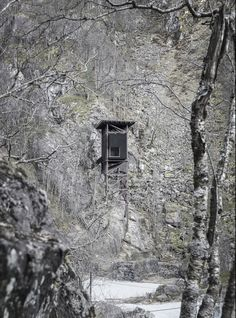 Zinc Mine Museum Allmannajuvet Norway - Peter Zumthor - © Aldo