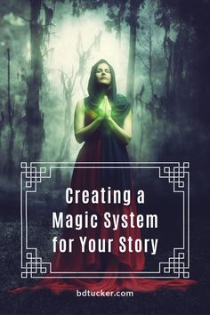 This post is full of insights and questions to help you create a magic system for your world and hone in the details of how it works and it's limitations. Creative Writing Tips, Book Writing Tips, Writing Words, Fiction Writing, Blog Writing, Writing Skills, Science Writing, Narrative Writing, Article Writing