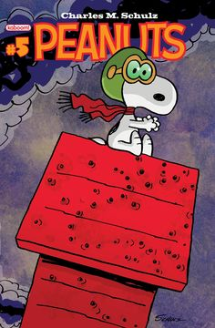 First appearance of Snoopy as the Flying Ace, Volume 2 #5 (Cover A)