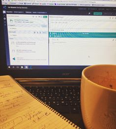Some cool work with hot cup of cappuccino! #ibm #bluemix #ibmbluemix #dw001 #onlinecourse #cloud #cloudcomputing #DevOps #html #projectoncloud #services #digital #easydeploy #scale #coffee #cappuccino #starbucks #selflearning by chrissbseliss