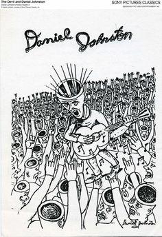Arctic Monkeys Wallpaper, Monkey Wallpaper, Daniel Johnston, Band Posters, Music Covers, Outsider Art, Concert Posters, Free Prints, Art Studios