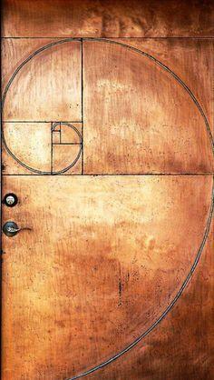 Fibonacci Door