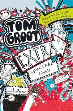 Tom Groot 6 - Extra speciaal (duh!) | Liz Pichon: Met alweer het zesde deel van de serie kunnen de fans zich opnieuw onderdompelen in de…