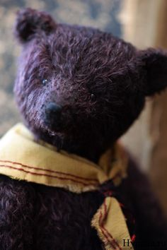 Teddy bear OOAK, artist - Hypatia.