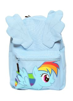 My Little Pony Dash Backpack with Hood