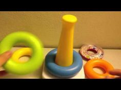Tower stacking Fisher-Price Fisher Price, Washer Necklace, Tower, Rook, Lathe, Towers, Building