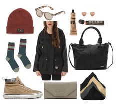 Work or play, a trip to the mountains is always a good idea. Stay dry in the snow or rain with some Vans weatherized pieces.