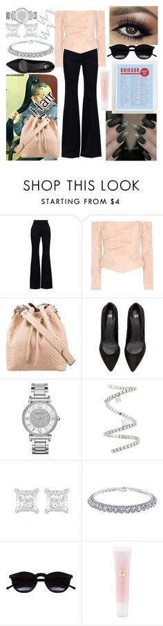 """50 things"" by sheismisslewis ❤ liked on Polyvore featuring Alexander McQueen, Balmain, Proenza Schouler, Michael Kors, Staurino Fratelli, Bling Jewelry, Chicnova Fashion and Lancôme"