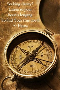 Find your true north.                                                                                                                                                      More