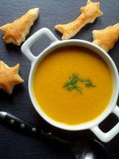 Édesköményes sárgarépaleves recept