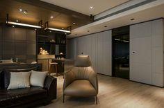slate-gray-leather-armchair