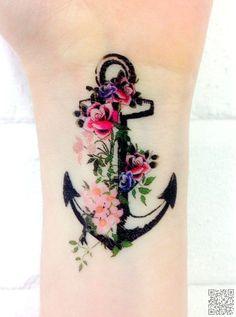 32 #Inspiring Wrist Tattoos ... → #Lifestyle #Wrist