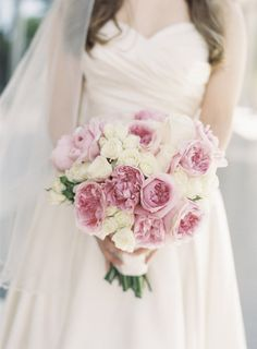 Lush, pink and all kinds of fabulous. Photography by carolinetran.net, Coordination & Floral Design by hiddengardenflowers.com