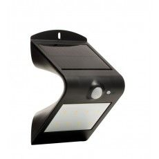 This Solar powered LED PIR (presence detecting) wall light is a brilliant addition to anybody's garden. This clever light automatically turns on when light levels are low at dusk to give a warm standby glow, and will automatically switch to fu Power Led, Solar Power, Exterior Lighting, Outdoor Lighting, Rear Extension, Entrance Ways, Led Wall Lights, Open Plan Kitchen, Ground Floor