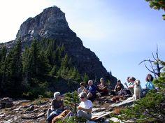 Hiking Saddle Mountain, Photo: Bill Sones