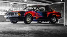 Gallery: BMW art cars - BBC Top Gear  @ London Park