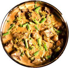 Köttgryta med senapssmak   Recept.nu
