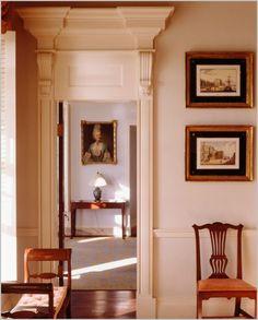 Colonial Interior Design | Early American Interior Design | Primitives