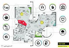 Imagem 15 de 22 da galeria de Escola Primária Santa Maria da Cruz / Baldasso Cortese Architects. Planta Baixa
