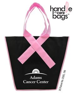 Lady Awareness Tote #promotionalproducts