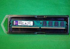 2GB Kingston KVR667D2N5/2G DDR2 667MHz PC2-5300U 240p PC RAM Arbeitsspeicher