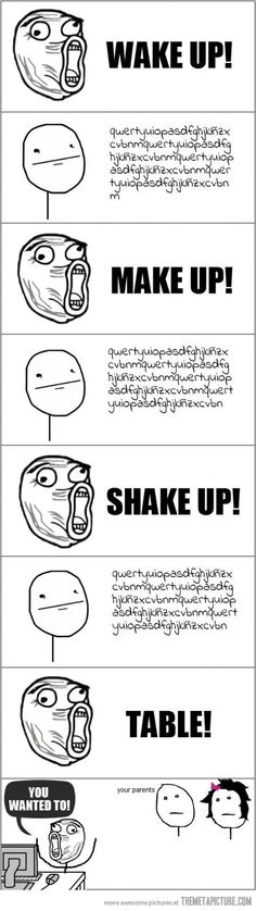 Every time I sing Chop Suey by System Of A Down…