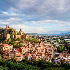 Тбилиси — маленький рай на земле. История путешествия в столицу Грузии от нашего блогера. #taptotrip , #путешествия , #туризм , #грузия , #вокругсвета , #тбилиси