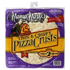 I'm learning all about Mama Mary's Pizza Crusts Thin