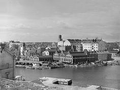 Siltasaari Valokuvataiteen museo I. K. Inha 1908.