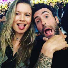 Adam Levine Divorce The Voice Coach And Pregnant Wife Behati