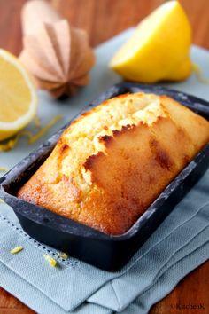 Cake au citron ... yummmm