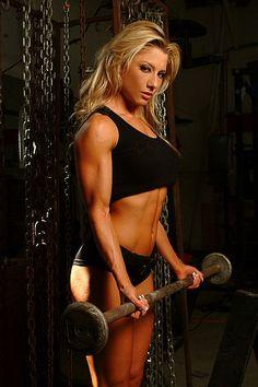 Jen Cook - Fitness Model
