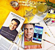 He was the worlds greatest.  Muhammad Ali ist tot. Er war ein Kämpfer, in der Tat. Erst im Boxring, dann gegen Rassismus und letztlich gegen die Krankheit. Held und Vorbild von vielen. Ich habe letztes Jahr angefangen mich mit ihm zu beschäftigen und er hat mich inspiriert Dinge anders zu sehen.  Rest in Peace.