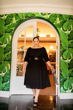 It's finally here! Im so excited that my second collection with Lane Bryant is finally live. Im excited to finally. Curvy Outfits, Fall Outfits, Summer Outfits, Summer Clothes, Military Ball Dresses, Plus Size Fashion Blog, Full Figured Women, Girl Fashion, Gothic Fashion