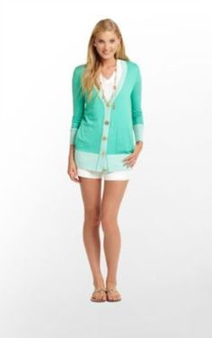Lilly Pulitzer Resort 2012 Heidi Cardigan