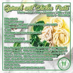 Clean Eating Recipes, Healthy Dinner Recipes, Cooking Recipes, Healthy Meals, Healthy Food, Healthy Life, Healthy Living, Diabetic Menu, Budget Meals