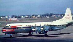 Braniff Lockheed Electra Flight 352 Ship N9707C Crash in 1968 Dawson, Texas Updated Jan 2012