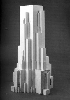 Kazimir Malevich's Architectons