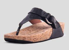d62dfccf4014 Womens Sandals Fitflop Via Black Shoes   Cheap Fitflop Shoes UK Sale