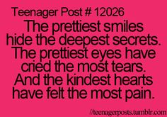 Teenager Post This couldn't be more true <3 Like if you know someone's story that is like this, repost if this is your story