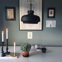 "Bilderesultater for ""jotun balanse"" Wall Colors, House Colors, Best Interior Design, Interior Decorating, Modern Kitchen Design, Scandinavian Interior, Living Room Interior, Decoration, Colorful Interiors"
