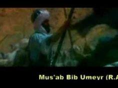 Dursun Ali Erzincanlı - Mus'ab bin Umeyr (R.A) - YouTube