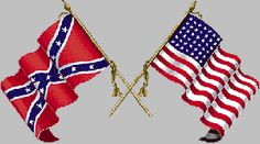 american flag civil war era