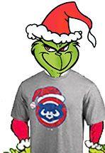 Cubs Holiday T-shirts